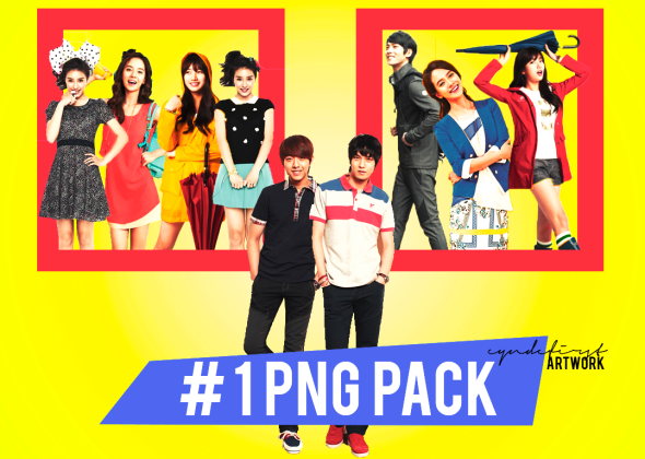 1st png pack